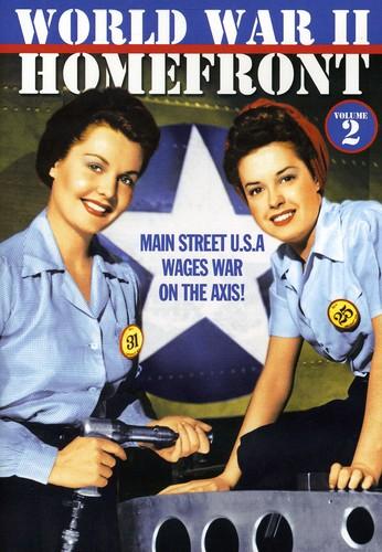 World War II Homefront 2