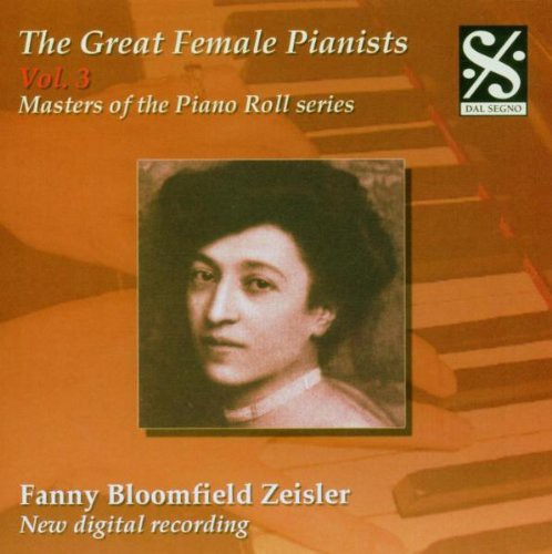 Great Female Pianists 3: Masters of Piano Roll