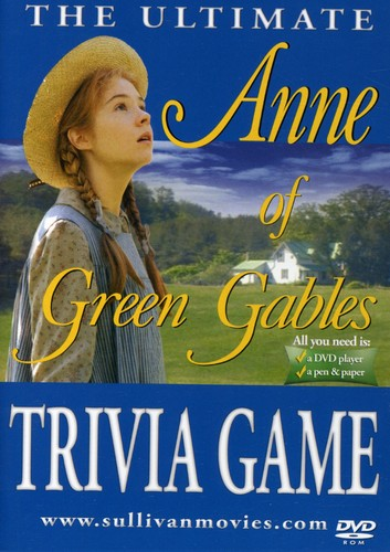 The Ultimate Anne of Green Gables DVD Trivia Game