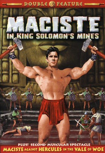 MacIste Against Hercules & MacIste in King Solomon