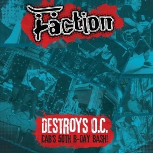 Destroys O.C. - Cab's 50th Birthday Bash!