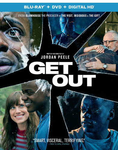 Get Out [UltraViolet] [Blu-ray/DVD] [2 Discs]
