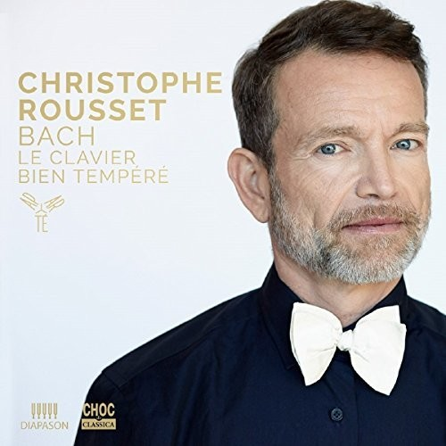 Christophe Rousset - Bach: Well Tempered Clavier Books 1 & 2
