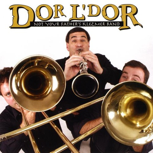 Not Your Father's Klezmer Band