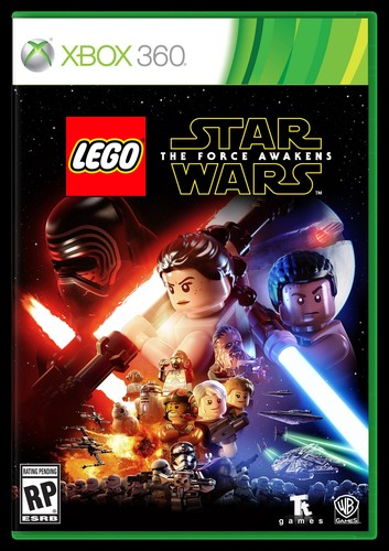 LEGO Star Wars: The Force Awakens  for Xbox 360