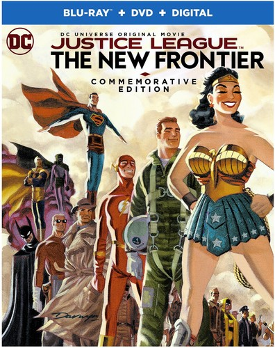 Justice League - Justice League: The New Frontier (Commemorative Edition)