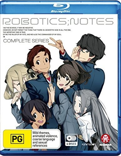 Robotics;Notes: Complete Series