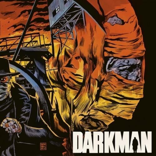 Danny Elfman - Darkman (Original Motion Picture Score)