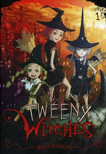 Tweeny Witches 1