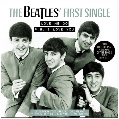Beatles First Single: Love Me Do /  PS I Love You [Import]