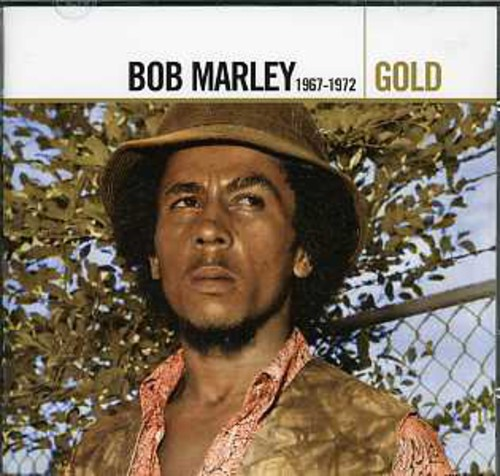 Bob Marley & The Wailers - Gold (1967-1972) [Import]