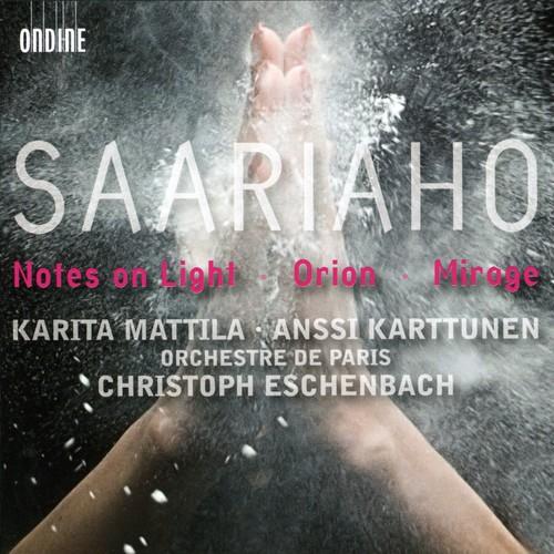 Christoph Eschenbach - Notes on Light / Orion / Mirage