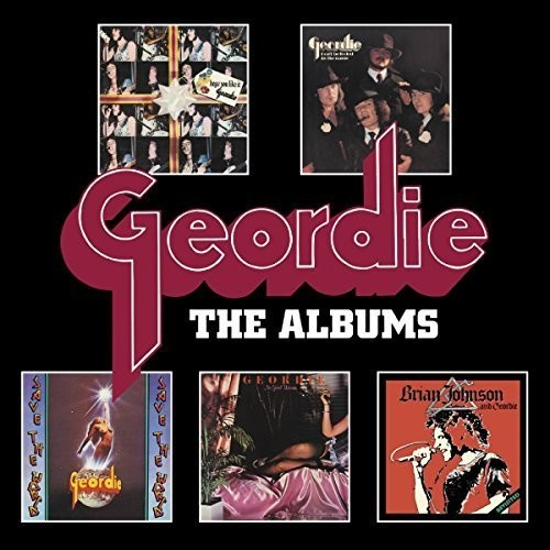 Albums: Deluxe 5CD Boxset [Import]