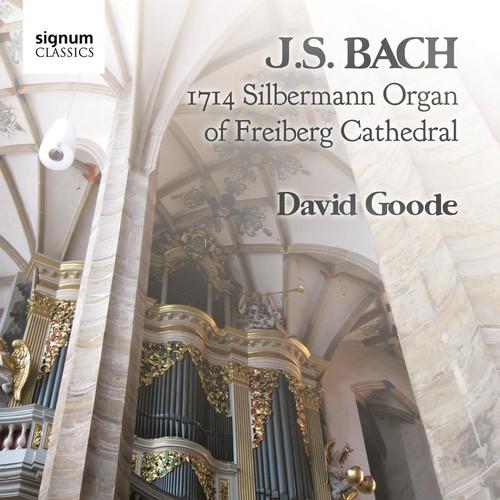 David Goode - 1714 Silbermann Organ of Freiburg Cathedral