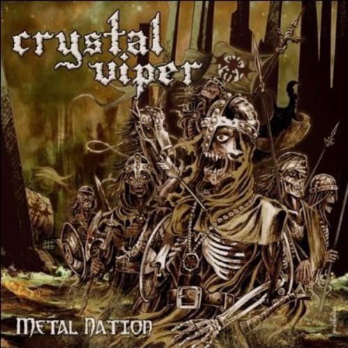 Crystal Viper - Metal Nation [Import]