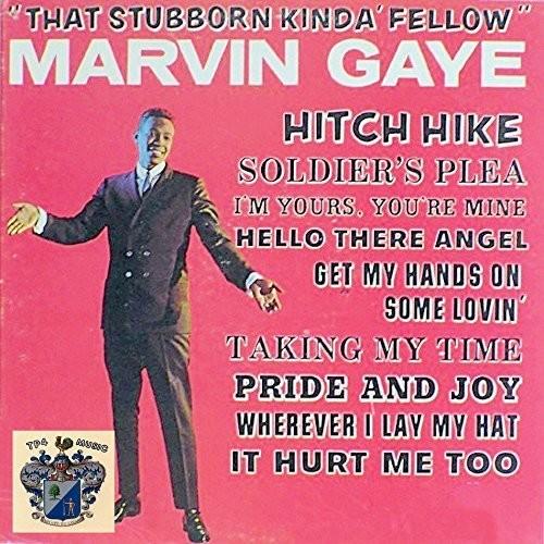 Marvin Gaye - That Stubborn Kinda Fellow + 2 Bonus Tracks [180 Gram]