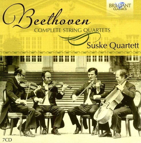 Beethoven / Suske Quartett - Complete String Quartets