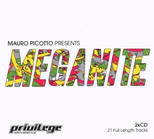 Meganite Ibiza 2009 [Import]