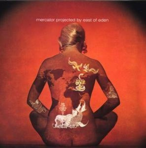East Of Eden - Mercator Projected [Import]