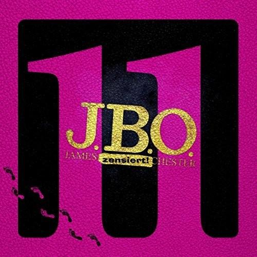 J.B.O. - 11 [Colored Vinyl] (Gate)