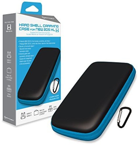 - Hyperkin EVA Hard Shell Carrying Case for Nintendo New 2DS XL