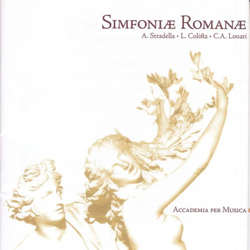 Simfoniae Romanae: Roman Trio Stas Before Corelli