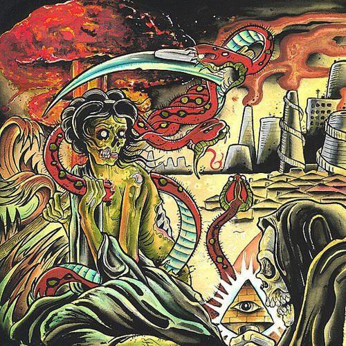 Paranoid Delusions Paradise Illusion