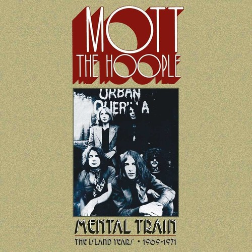 Mental Train: The Island Years 1969-1971 [Import]
