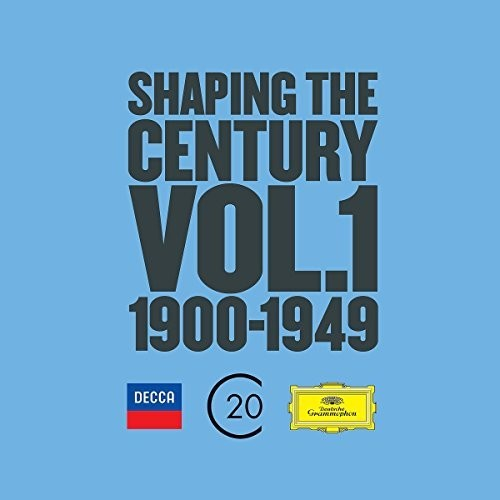 Shaping the Century (1900-1950) 1