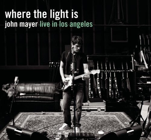John Mayer-Where the Light Is: John Mayer Live in Los Angeles