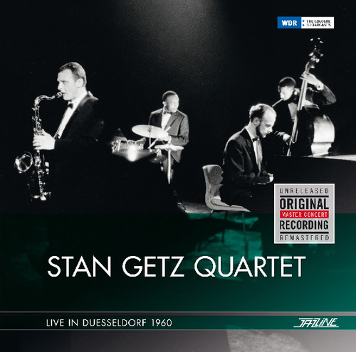 Stan Getz - Live In Dusseldorf 1960 (Jewl) (Ocrd)