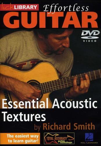 Essential Acoustic Textures