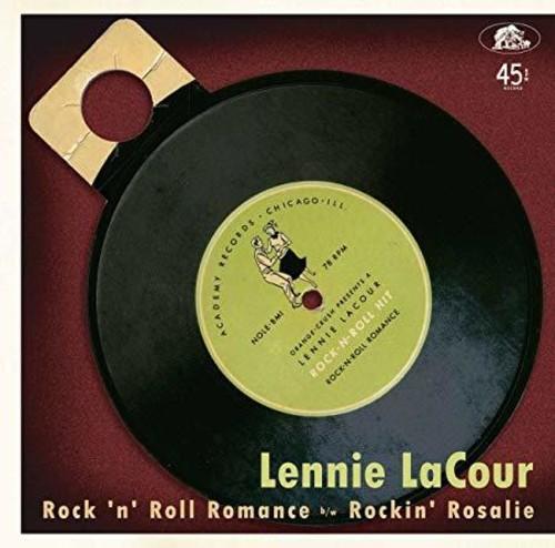 Rock 'n' Roll Romance /  Rockin' Rosalie