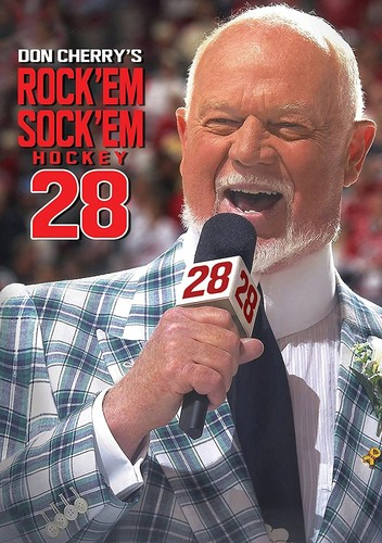 Don Cherry Rock Em Sock Em Hockey 28 [Import]