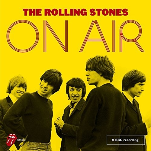 The Rolling Stones [2CD Deluxe Edition]-On Air
