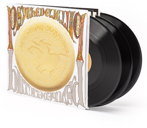 Neil Young & Crazy Horse - Psychedelic Pill [3LP]