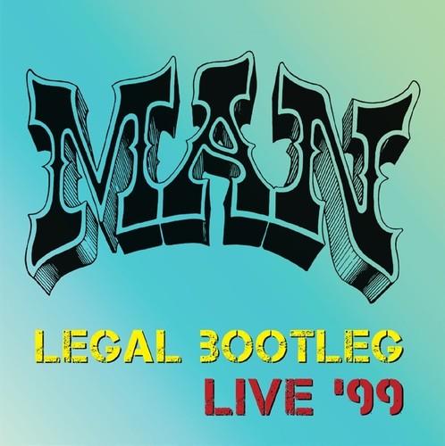 Man - Legal Bootleg Live 99