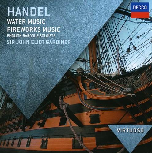 Handel: Water Music: Fireworks Music