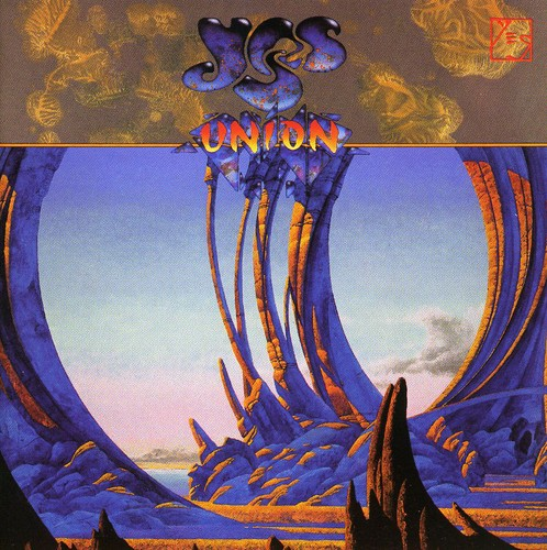 Yes-Union [Special European Release]