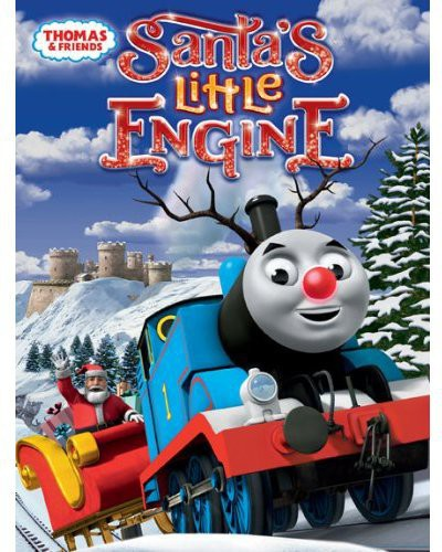 Thomas and Friends: Santas Little Engine