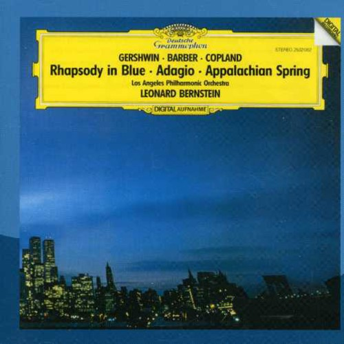 Rhapsody in Blue /  Adagio /  Appalachian Spring