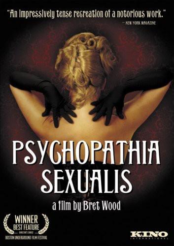 Patrick Parker - Psychopathia Sexualis