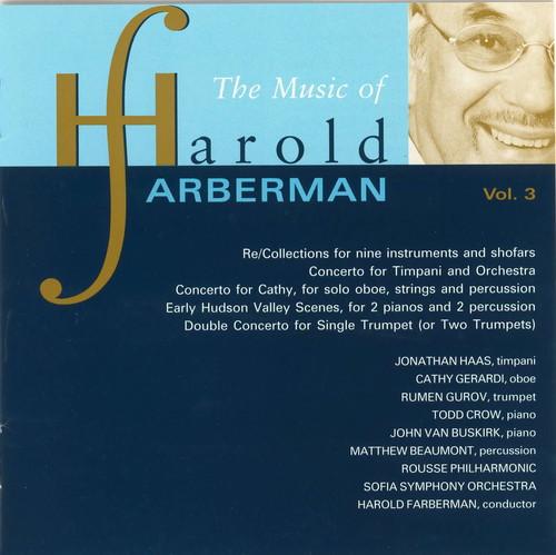 Music of Harold Farberman 3