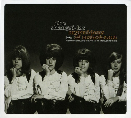 Shangri-Las - Myrmidons Of Melodrama-The Definitive Collection [Import]