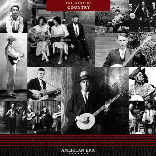 American Epic [Documentary Series] - American Epic: The Best Of Country [LP]
