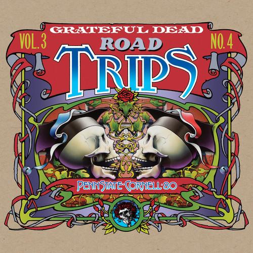 Grateful Dead - Road Trips Vol. 3 No. 4--Penn State/Cornell '80