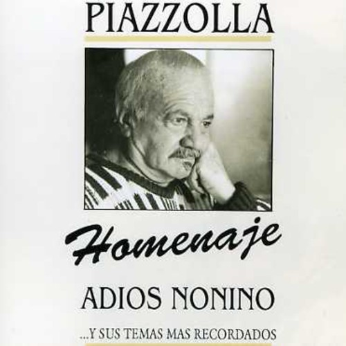 Homenaje: Adios Nonino [Import]