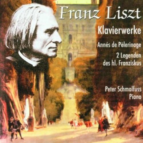 Piano WKS of Liszt