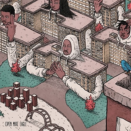 Open Mike Eagle - Brick Body Kids Still Daydream [LP]