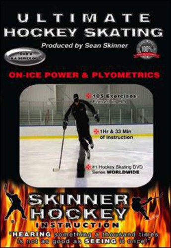 On-ice power and plyometrics